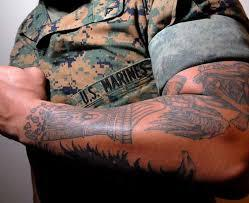 Air Force Modifies Tattoo Policy