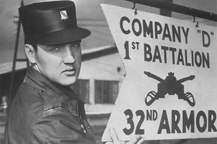 Elvis Presley, The Veteran