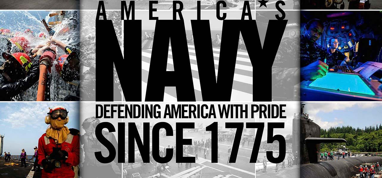 Navy Celebrates its 242nd Birthday
