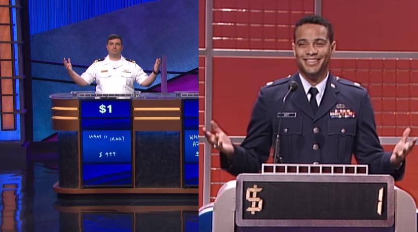 Naval Officer from Lacey Wins Jeopardy with $1