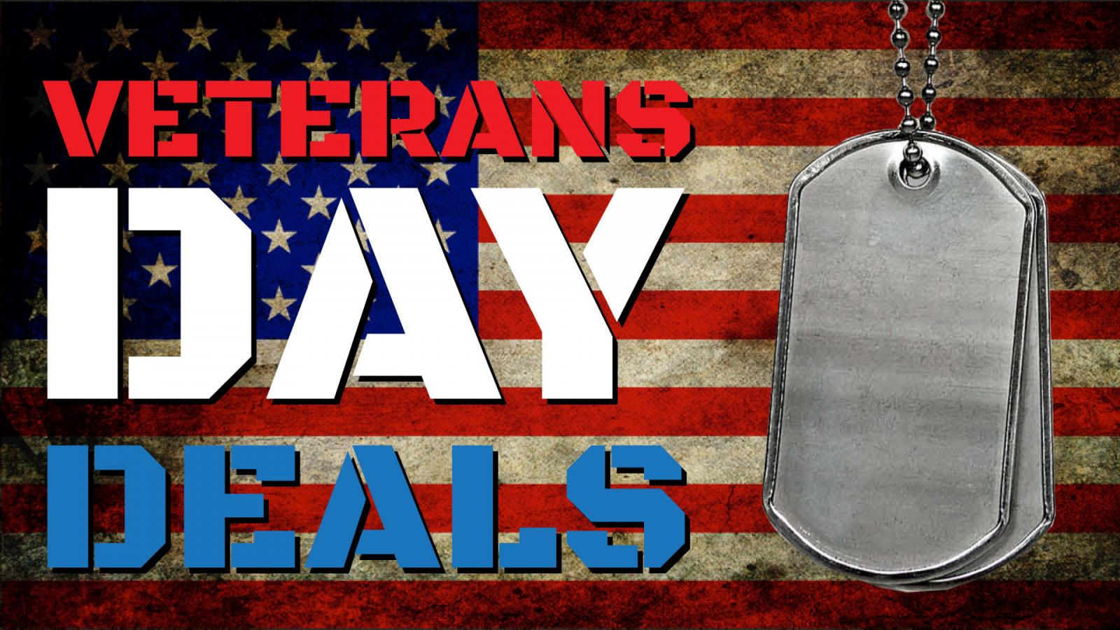 Veterans Day Deals in the South Sound
