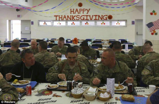 Happy Thanksgiving from WaMilitary