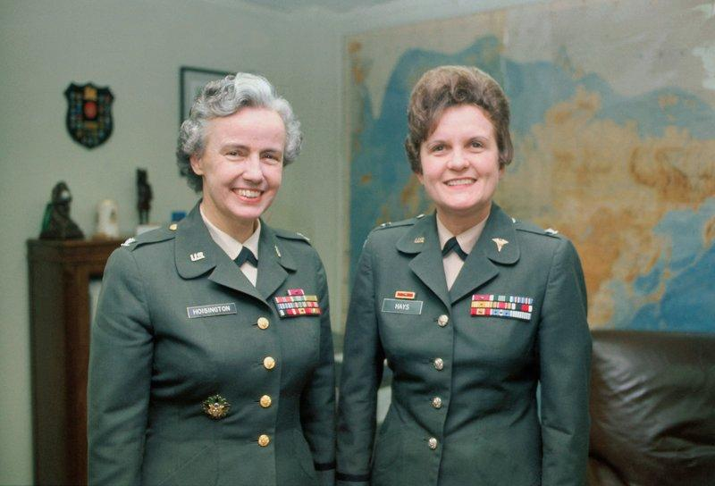 Anna Mae Hays, First U.S. Military Female General, Dies