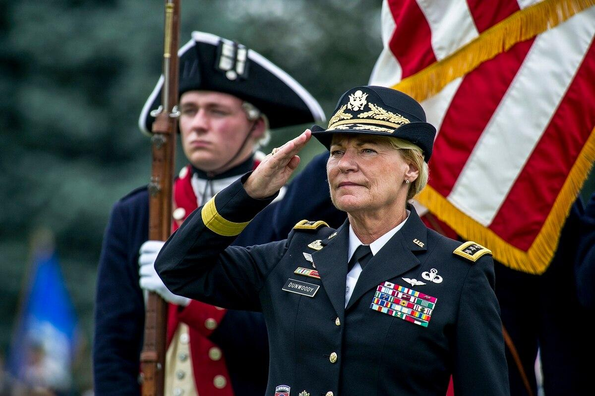 West Point to honor first female 4-star general