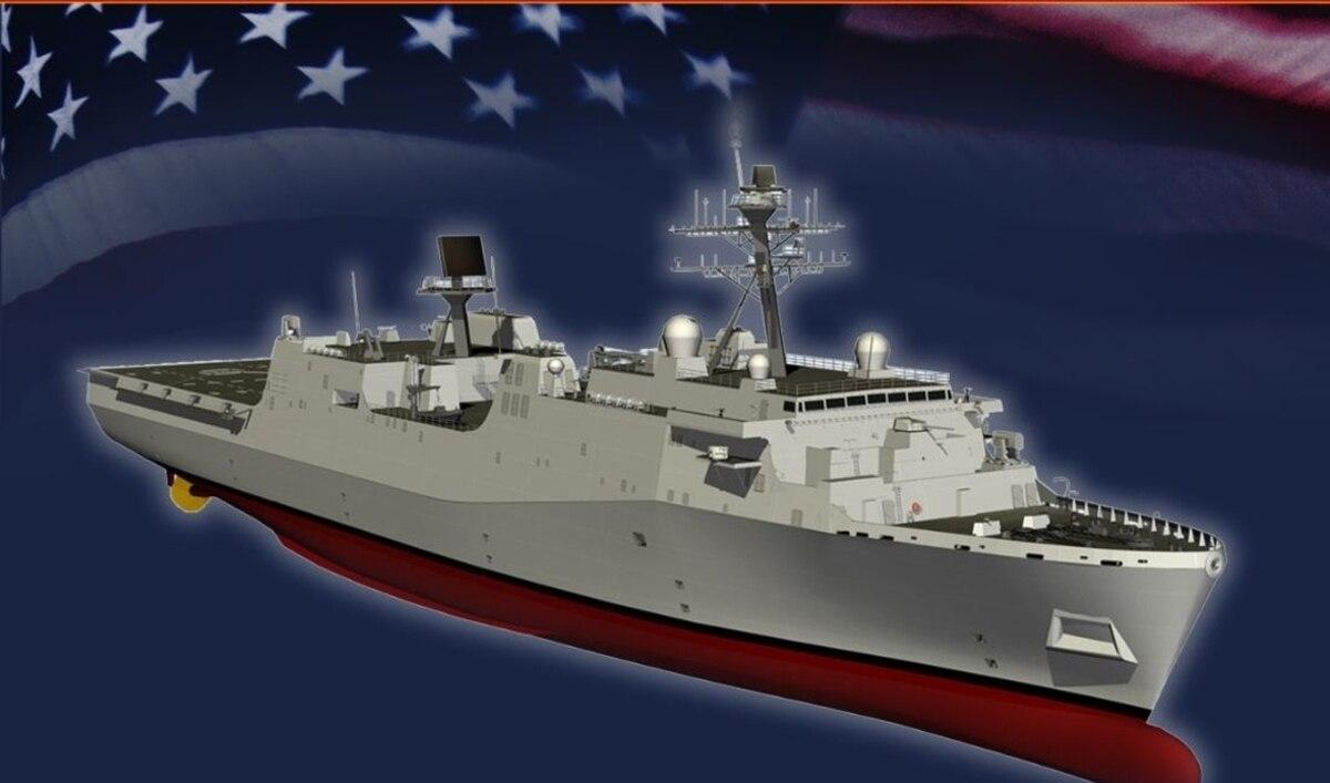 The Navy named its next warship after this city
