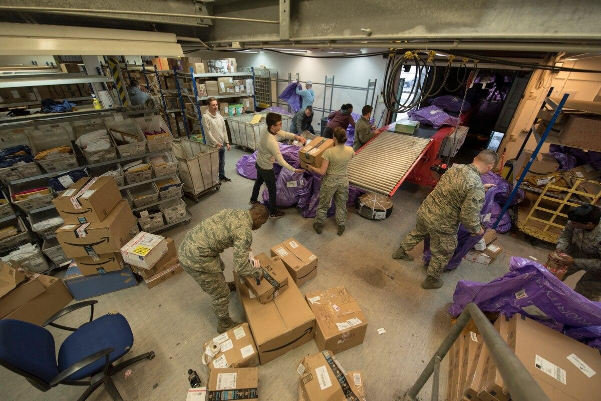 This is how to get your goodies to troops overseas in time for the holidays