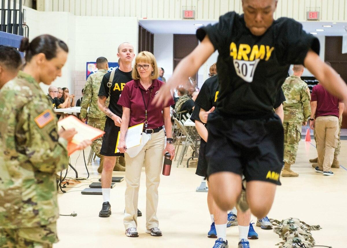 This study seeks to find out why recruits get injured and what can the Army do about it