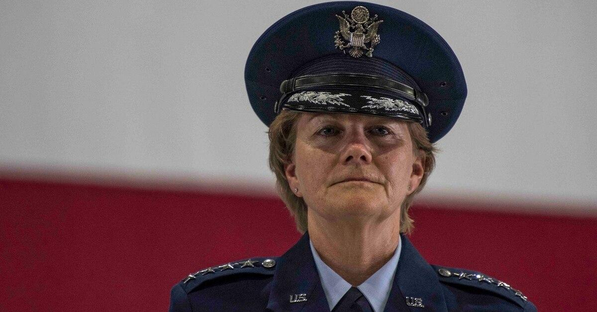 Gen Maryanne Millers message to new airmen: Its all about character