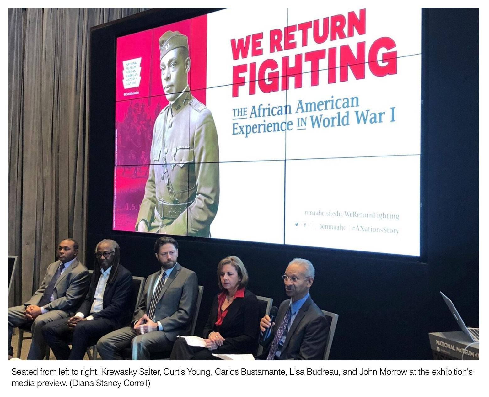 National Museum of African American History to display temporary exhibit on WWIs impact on African Americans