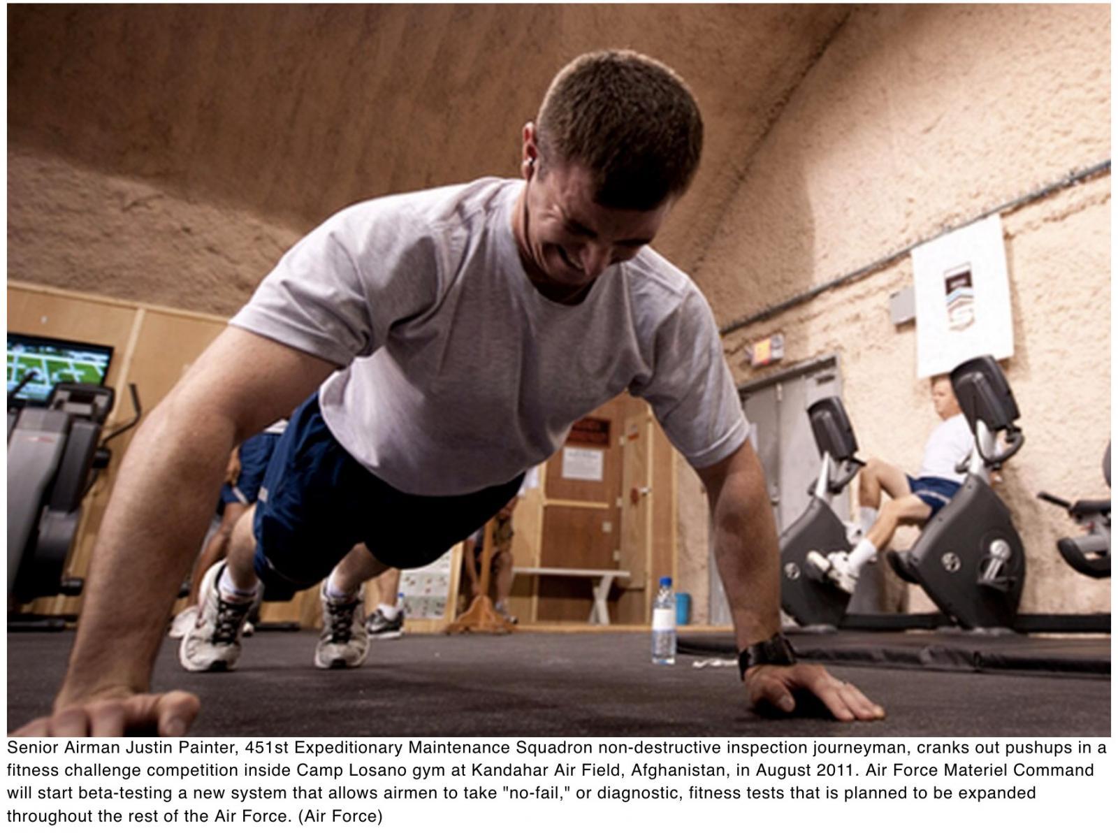 af fitness management system