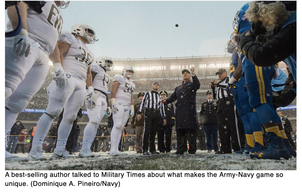 Army and Navy still expect a 2020 football game