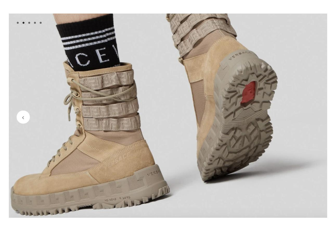 Do you hate money? Spend $1000s on these stupid military-themed designer clothes