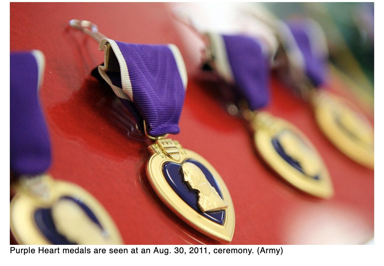 Shot in Afghanistan, Fort Bragg paratrooper gets Purple Heart