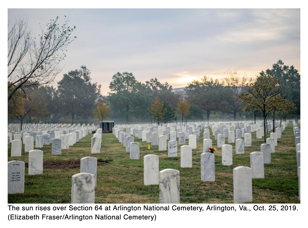 Arlington National Cemetery announces limited reopening for public