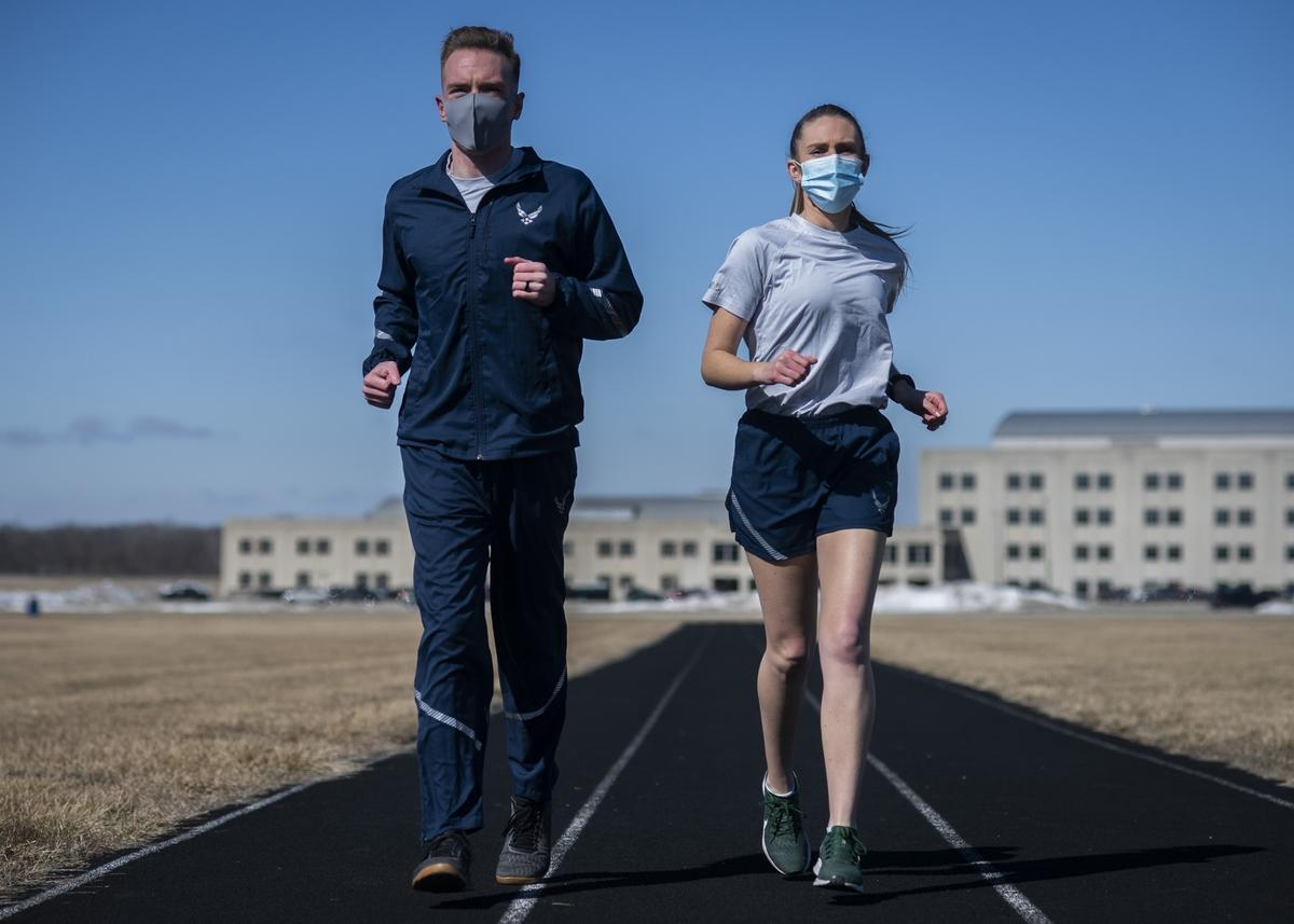 Here are the new PT uniforms coming to the Air Force