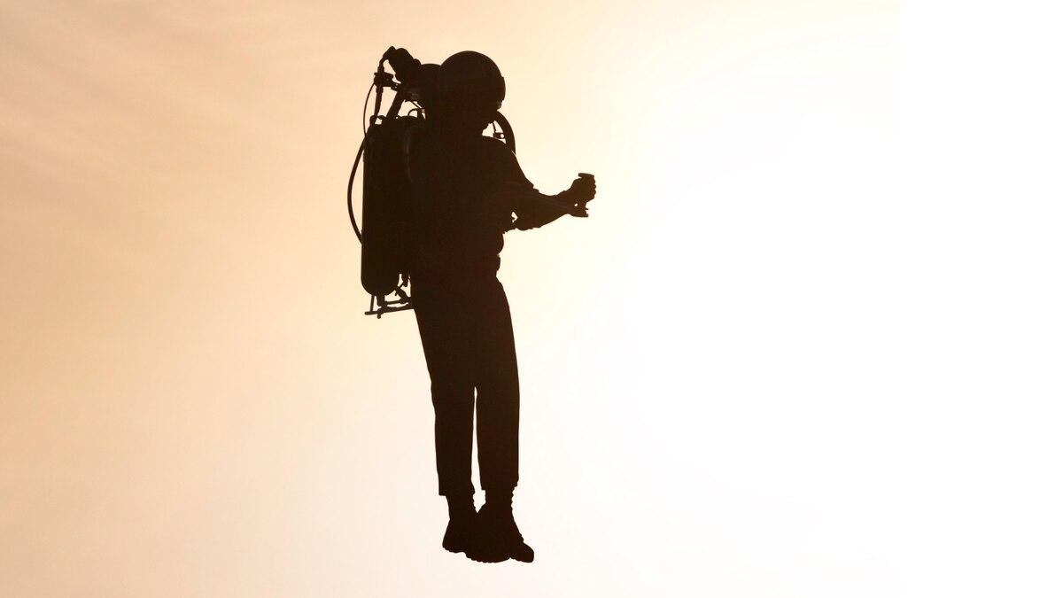 The Defense Advanced Research Projects Agency (DARPA) is eyeing jet packs. (Image via Canva)