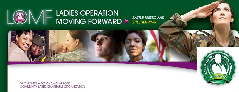 Ladies Operation Moving Forward