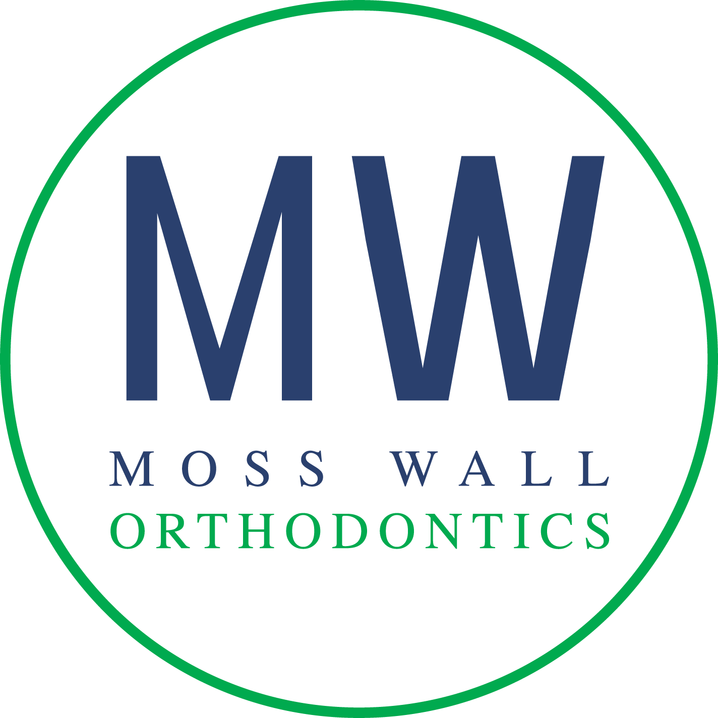 Logo: Moss Wall Orthodontics
