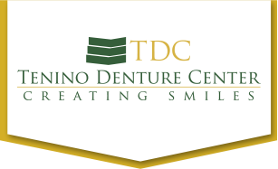 Logo: Tenino Denture Center LLC