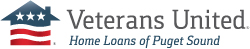 Logo: Veterans United Home Loans of Puget Sound