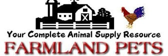 Logo: Farmland Pets and Feed