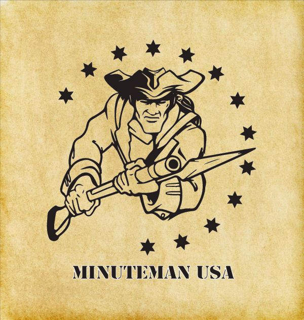 Logo: MINUTEMAN Watches