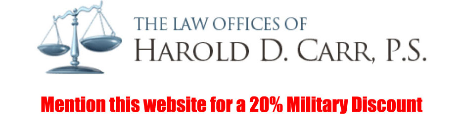 Logo: Harold D. Carr Law Offices of