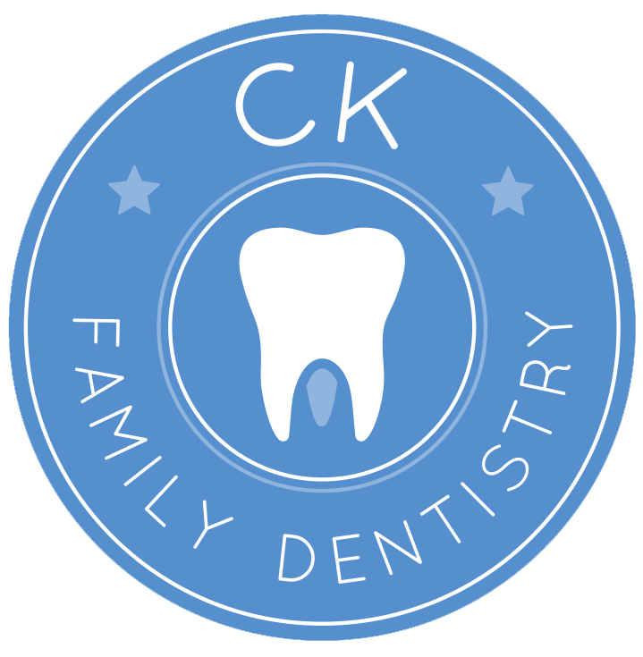 Logo: C K Family Dentistry