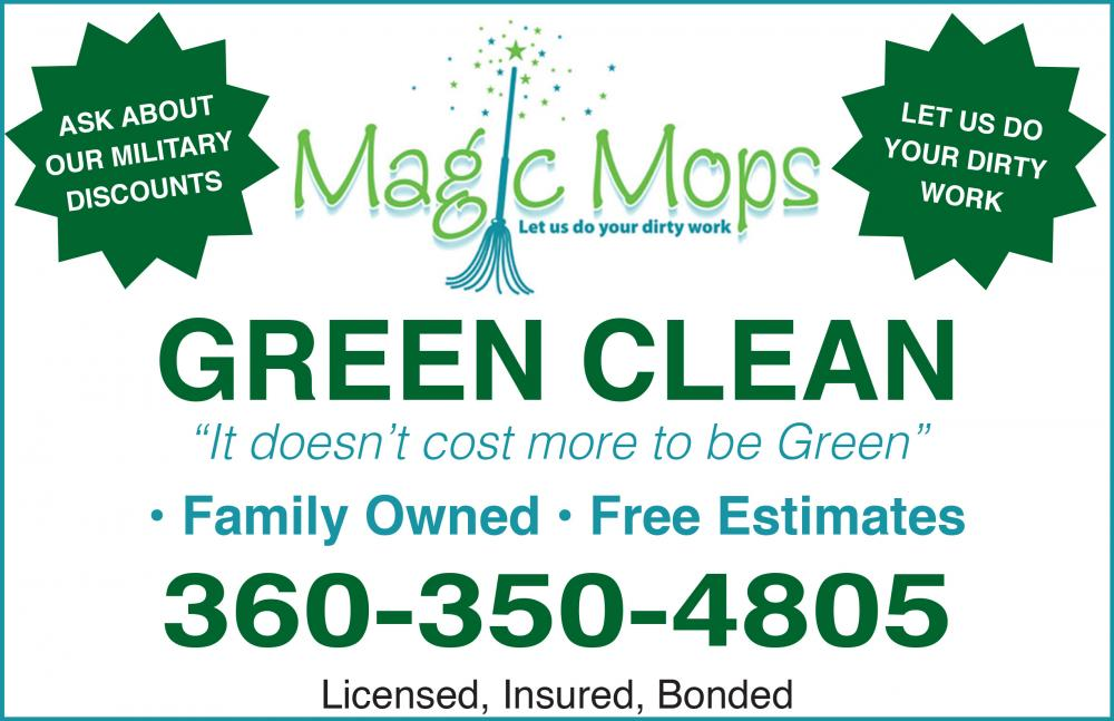 Magic Mops Professional Cleaning (image 1)