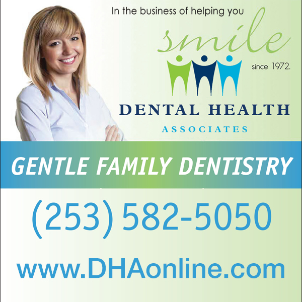 Side ad: Dental Health Associates