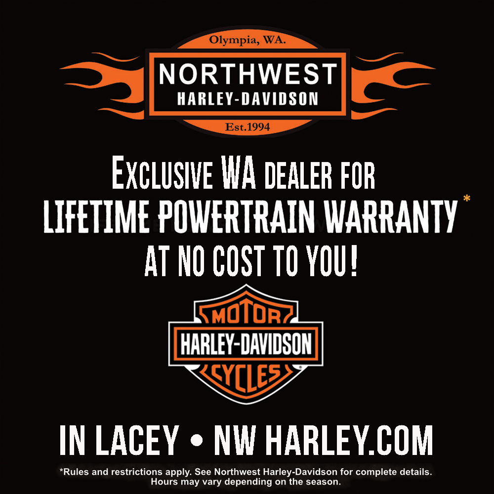 Side ad: NW Harley