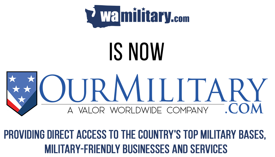 WaMiliatry is now OurMilitary
